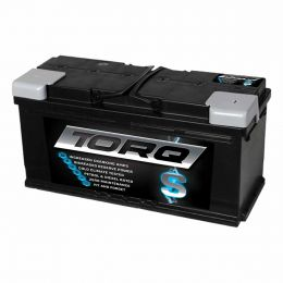 Audi A4 battery to fit RS4 Petrol (2005-2015) compatible part Torq S Car Battery 12V 110Ah 900CCA Type 020