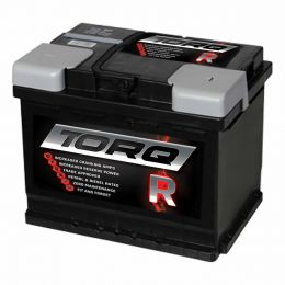 Cadillac CTS battery to fit 6.2 Petrol (2008-) compatible part Torq R Car Battery 12V 55Ah 550CCA Type 096