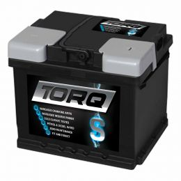 Toyota Aygo battery to fit 1.0 Petrol (2014-) compatible part Torq S Car Battery 12V 44Ah 380CCA Type 063