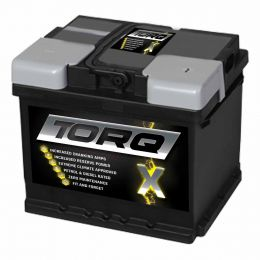 Toyota Aygo battery to fit 1.0 Petrol (2014-) compatible part Torq X Car Battery 12V 48Ah 460CCA Type 063