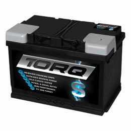 Cadillac CTS battery to fit 6.2 Petrol (2008-) compatible part Torq S Car Battery 12V 74Ah 640CCA Type 096