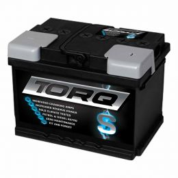 Ford Capri battery to fit 2.8 Petrol (1981-1987) compatible part Torq S Car Battery 12V 60Ah 530CCA Type 097