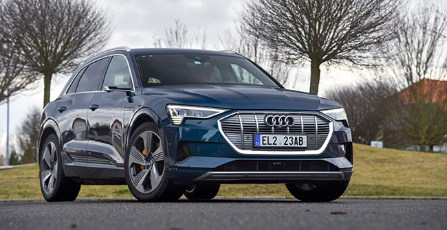 where to find the audi battery in your car