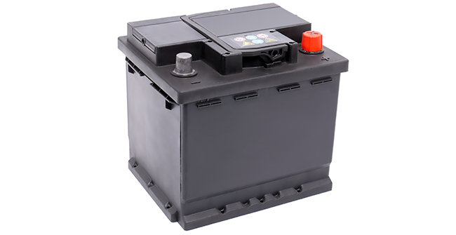 how much does a new car battery cost online