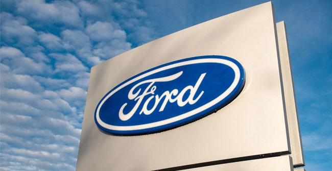 how much is a genuine ford battery