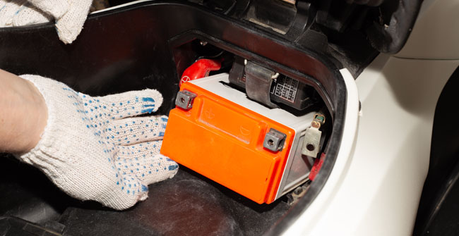how to choose a motorcycle battery online