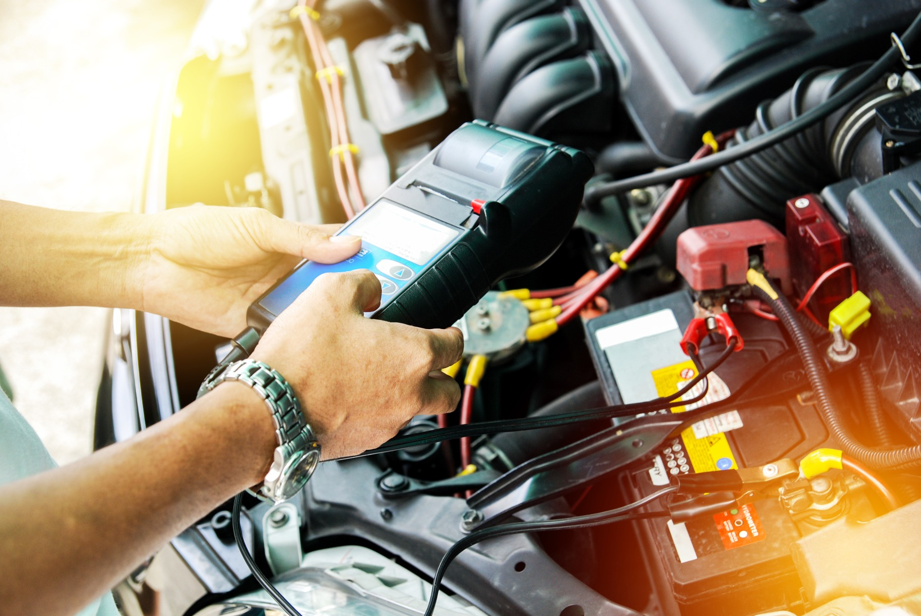 how much are car batteries in the UK