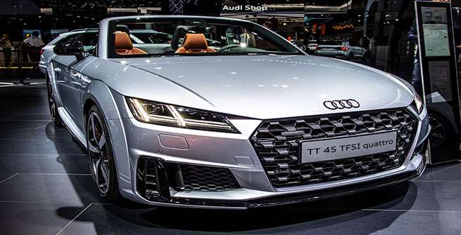 how to take care of a car battery for audi tt