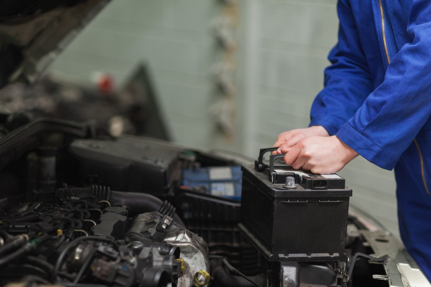how much is the cheapest car battery