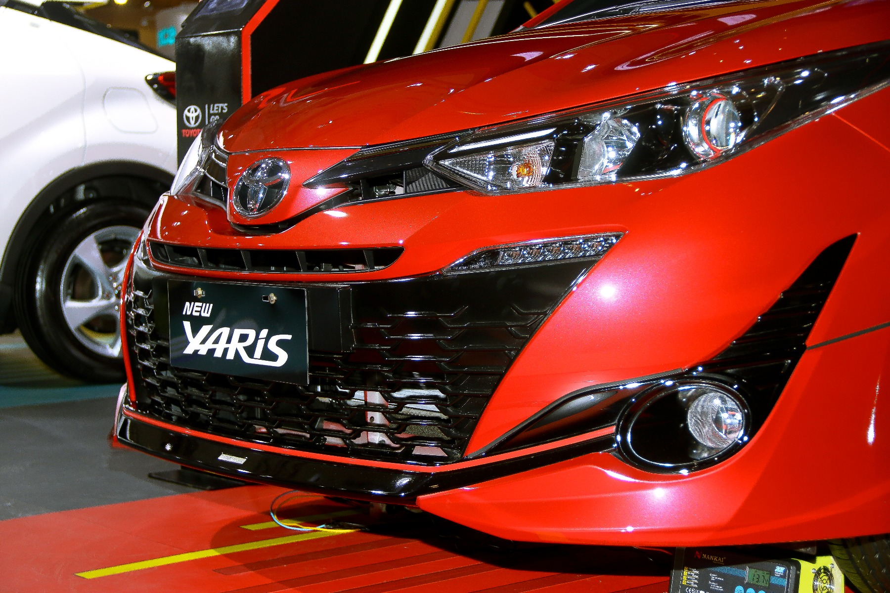 where to find a good Toyota Yaris car battery price