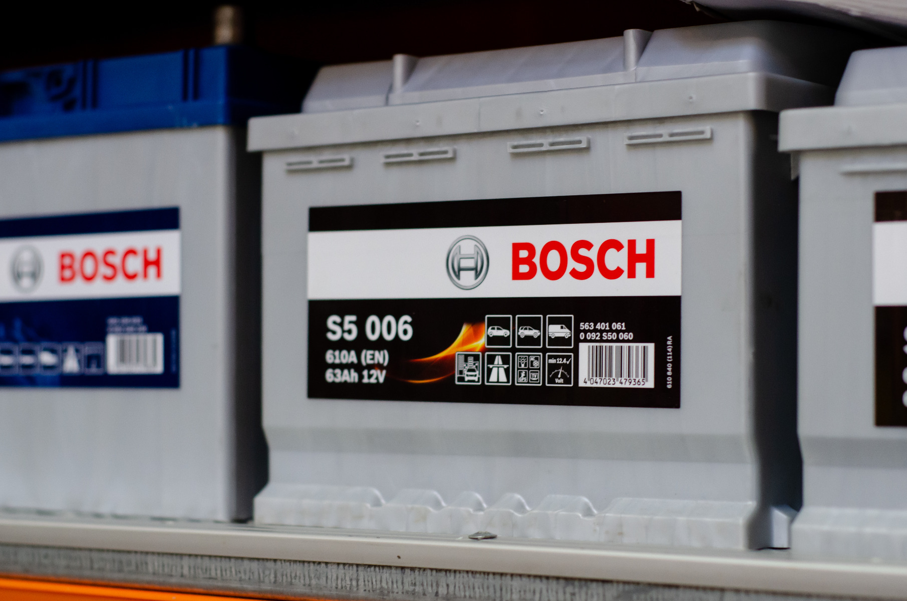 how much is a bosch leisure battery