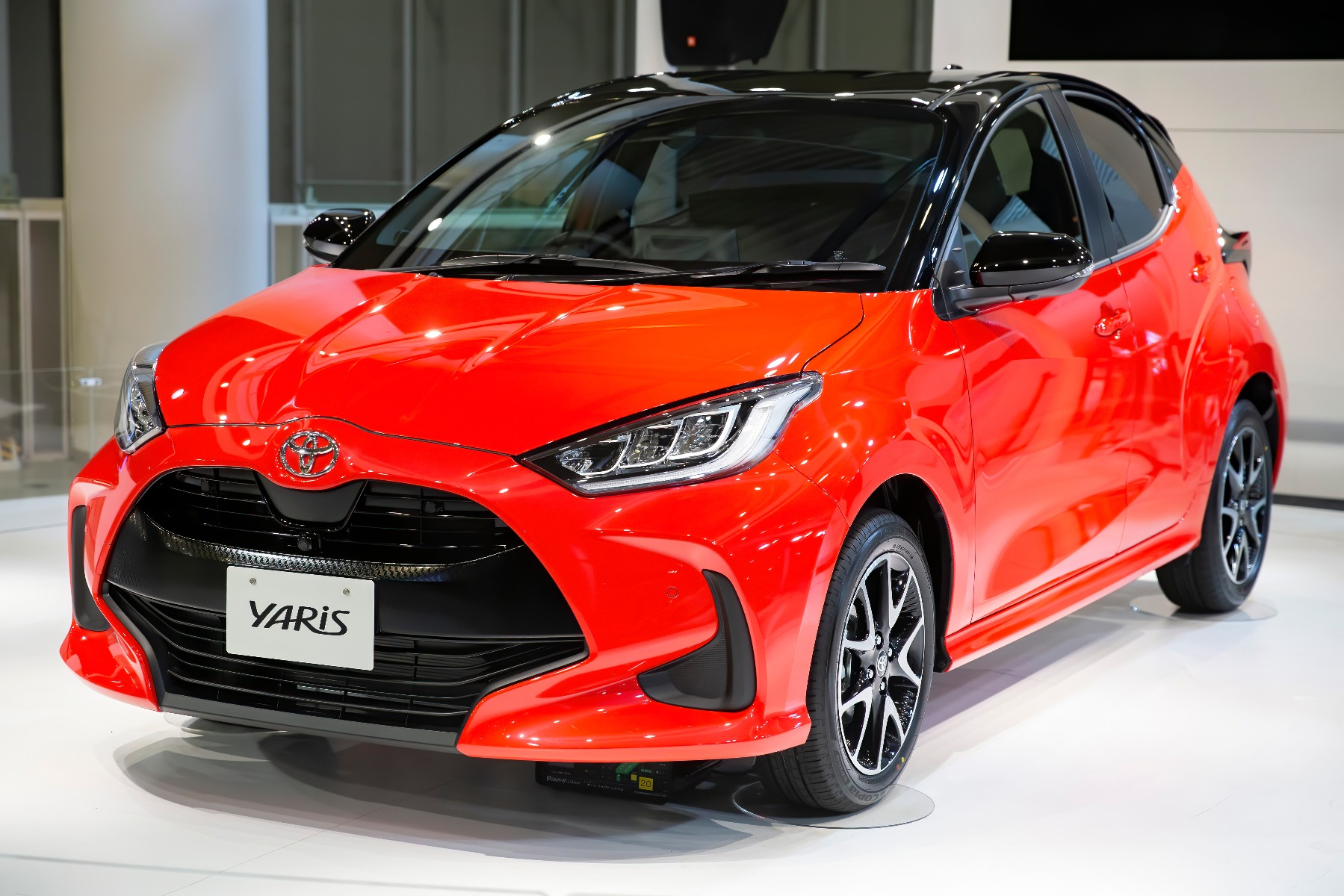 how much is the average Toyota Yaris car battery price
