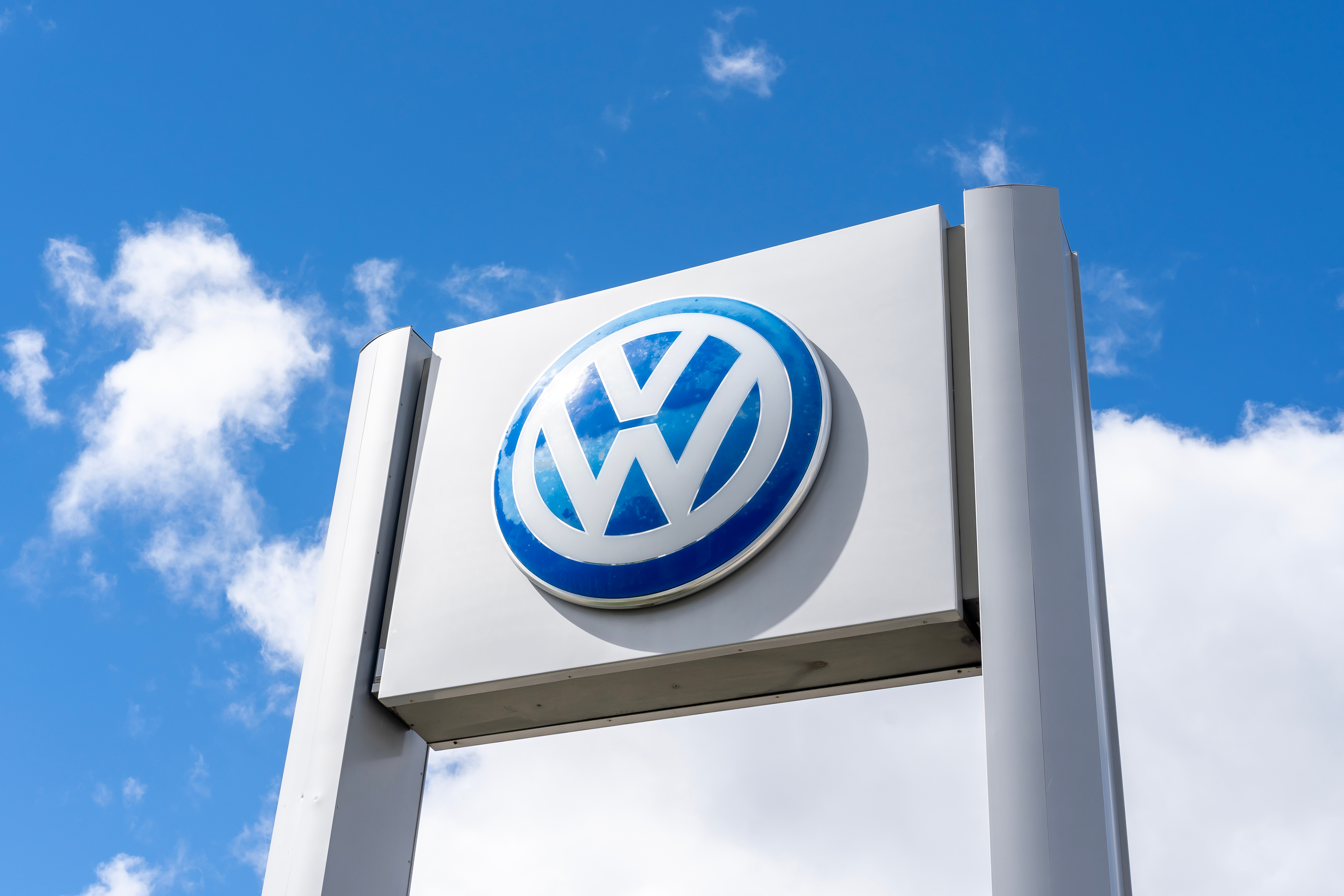 where to find a vw car battery