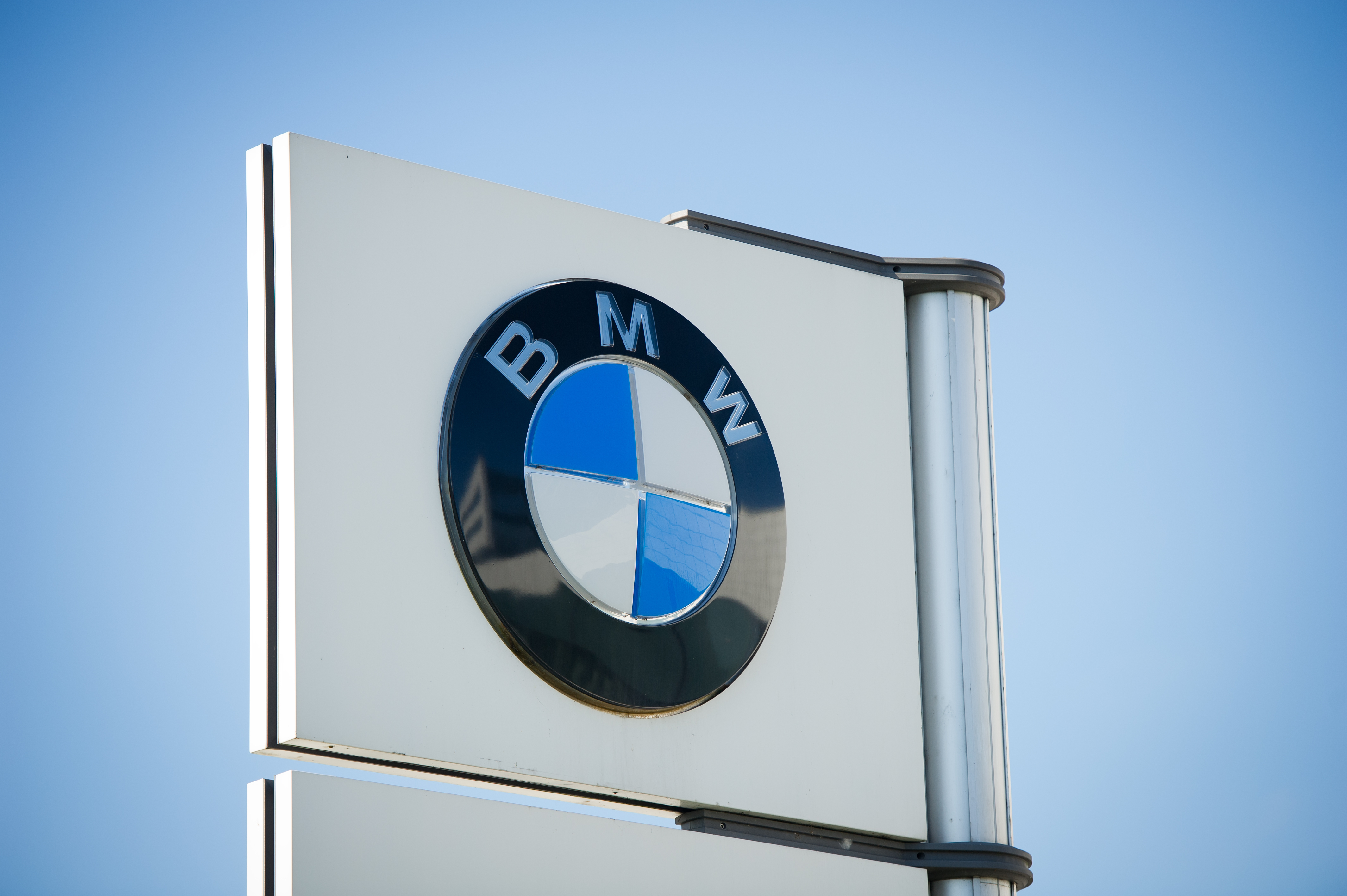 how much are bmw car batteries