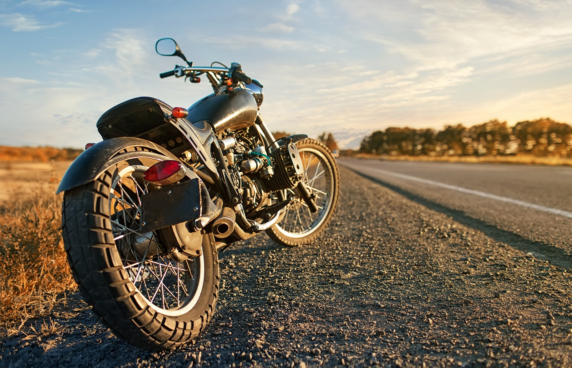 what kind of battery is a motorcycle battery