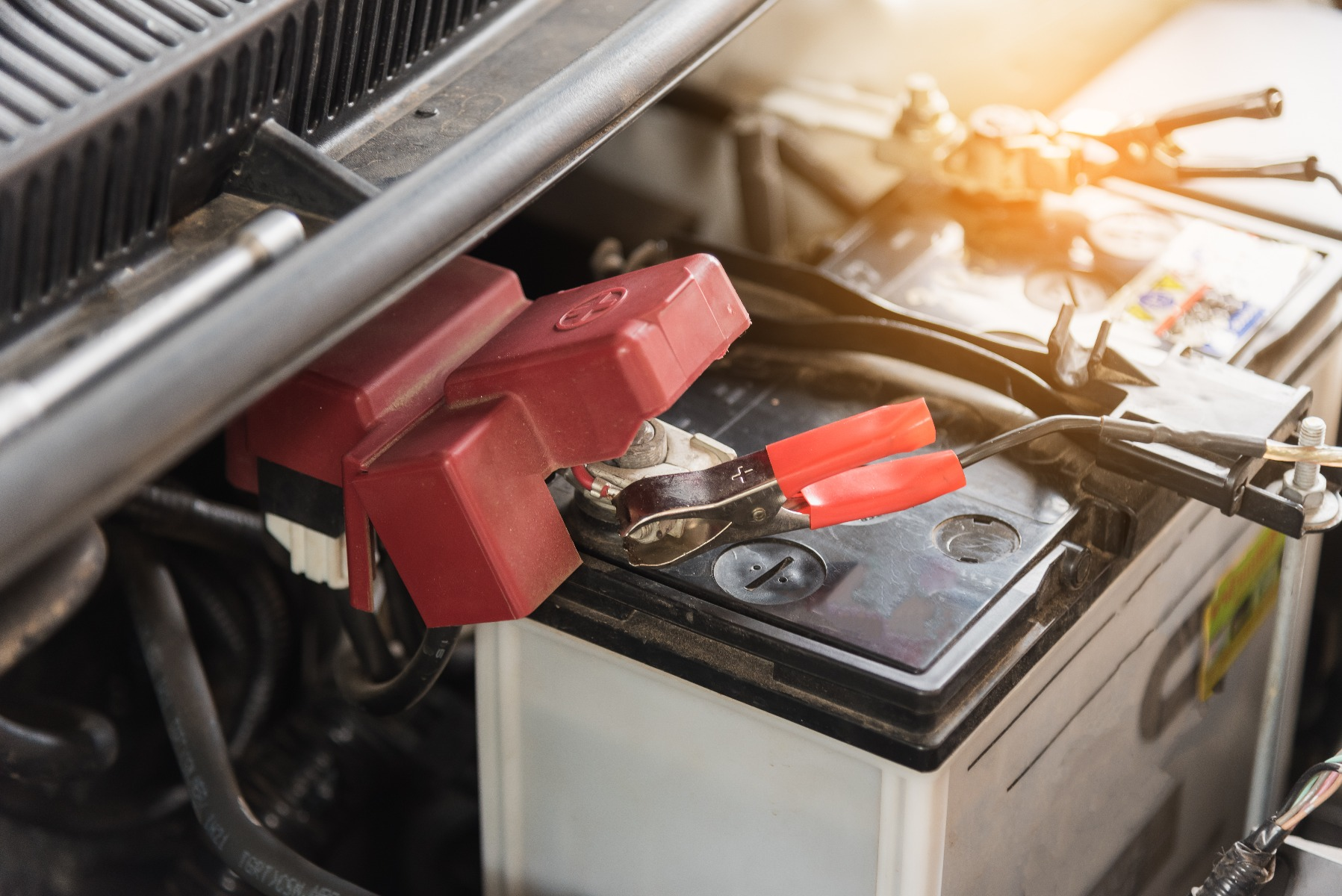 how much is the standard car battery in the uk