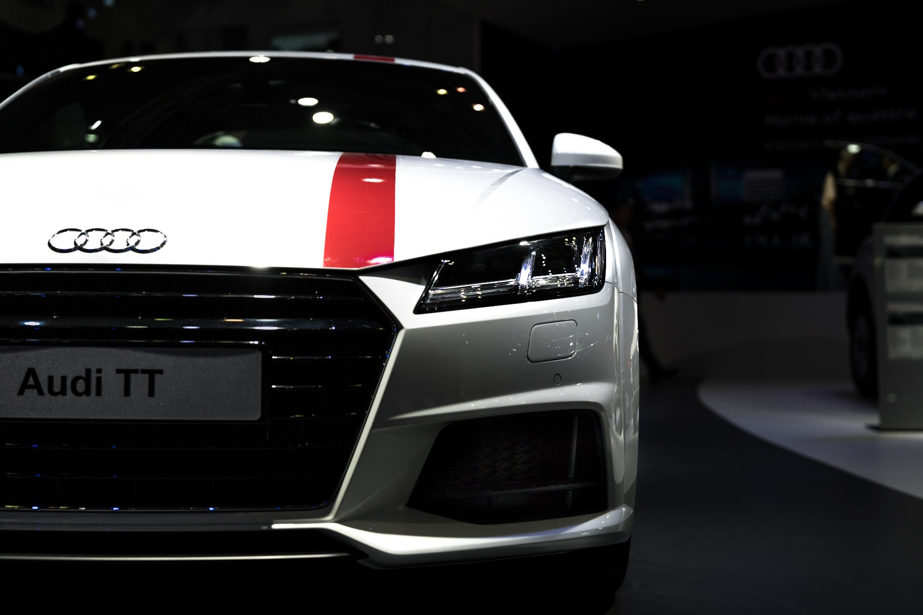 what are the new features of the latest audi tt