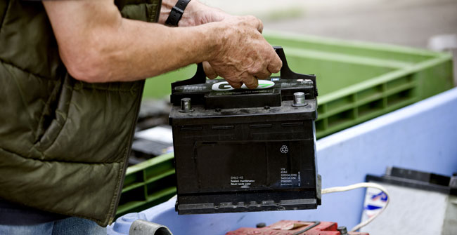 where to find ford fiesta car batteries
